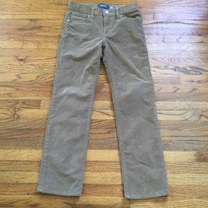 🐙🐙🐙 Old Navy Boys Karate Corduroy Pants- Size 8